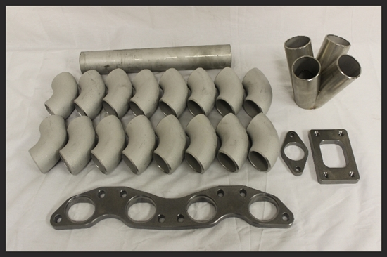 DIY Turbo Manifold Kits
