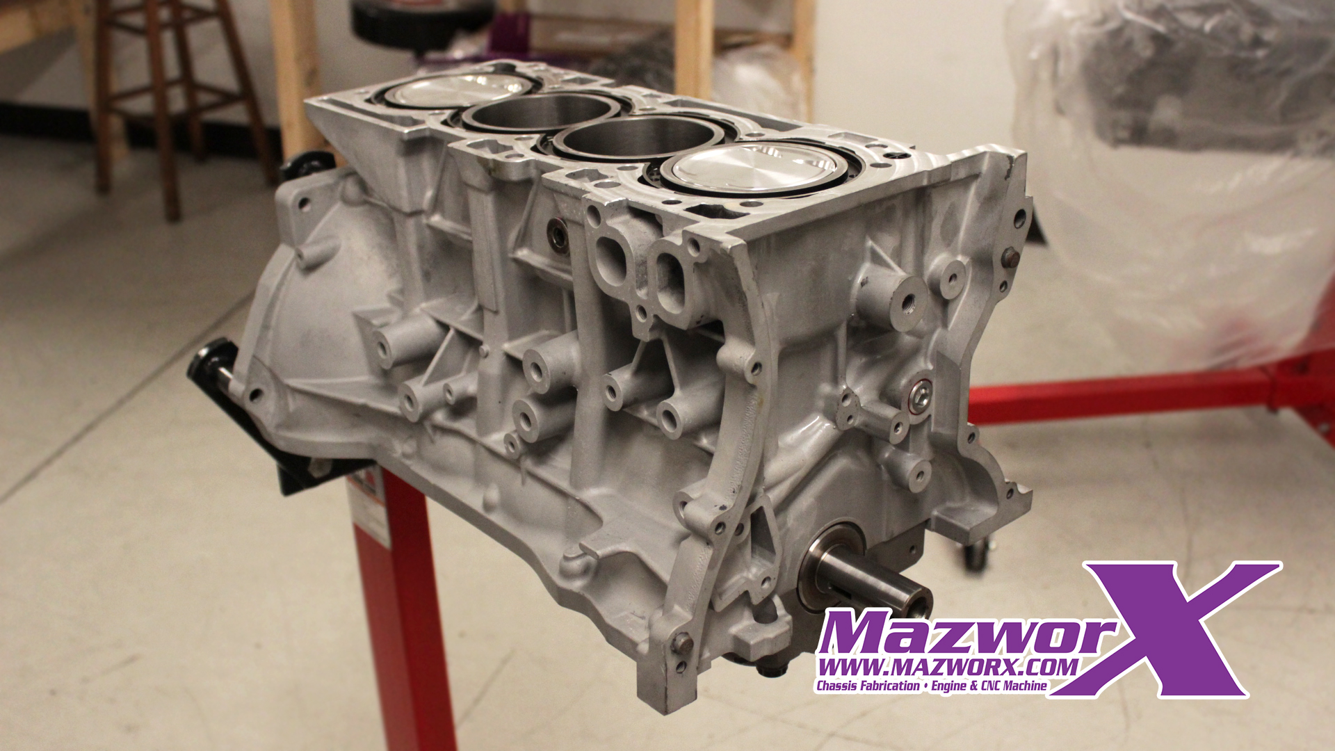 Mitsubishi EVO X 4B11T Short Blocks