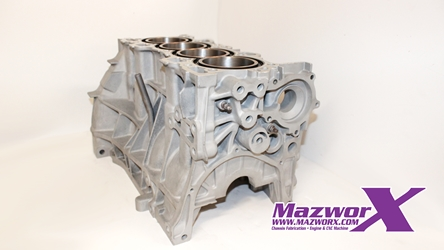 B-Series Sleeved Block Civic, EF, EG, EK, B-series, B16, B18, CRX, Integra, DA9, vtec