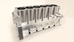 Mazworx Billet Full Race Short Block - 2JZ - 2JZ 32 DBSB