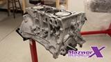 Mazworx Stage 2 Short Block - EXO X 4B11T