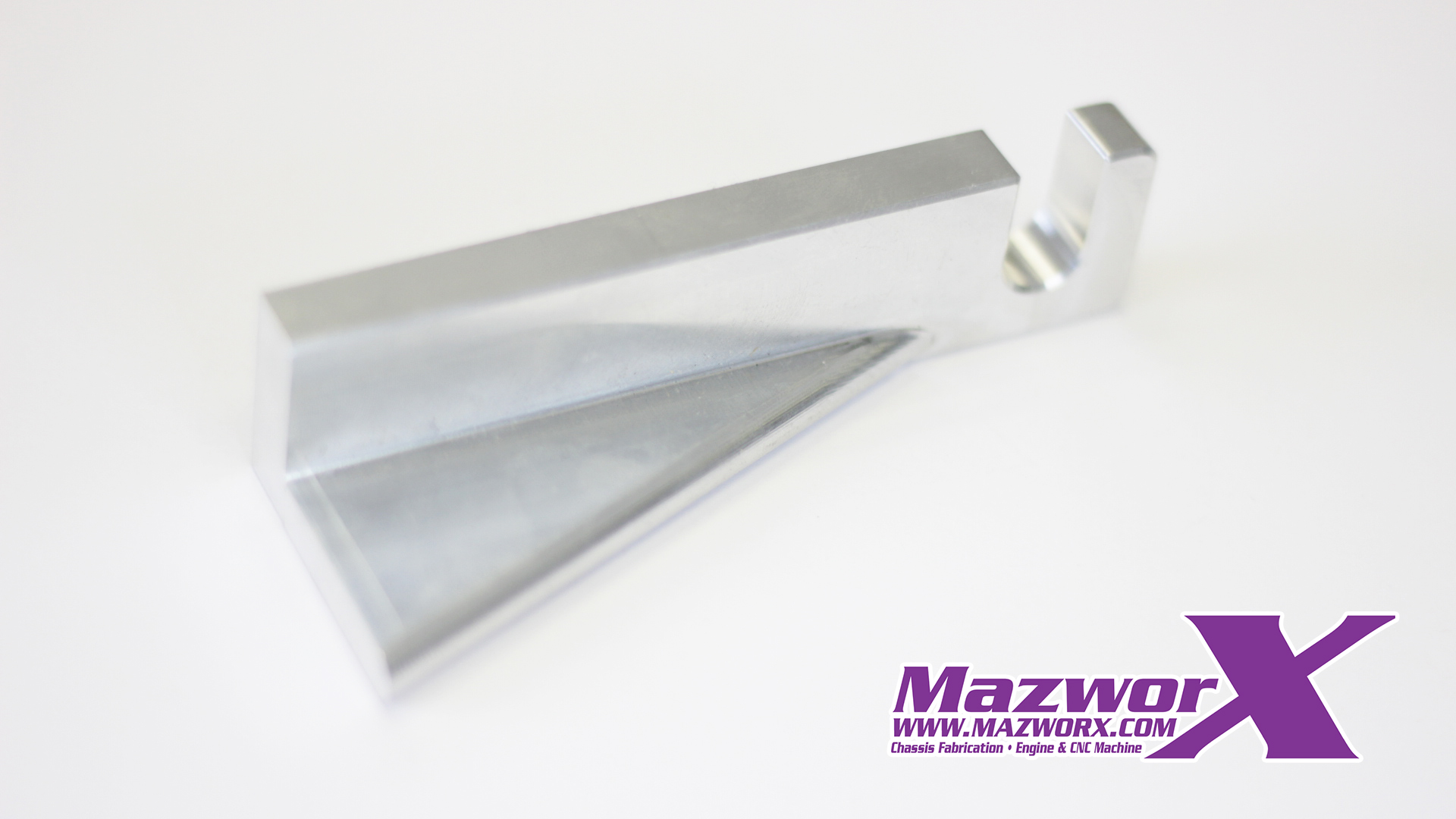 Mazworx Throttle Cable Bracket