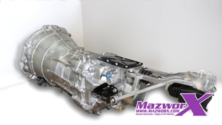 Nissan OEM Z33 CD009 6-Speed MT Transmission