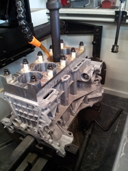 QR25DE Sleeved Block Mazworx, nissan, sr20, sr20det, sr20ve, darton sleeves, darton sleeves sr20