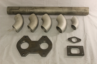 Mazworx Rotary Engine Turbo Manifold