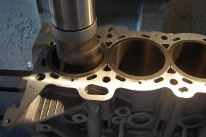 19mm Rod Bearing Machining