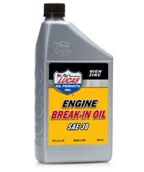 Lucas Oil High Zinc Engine Break-in Oil