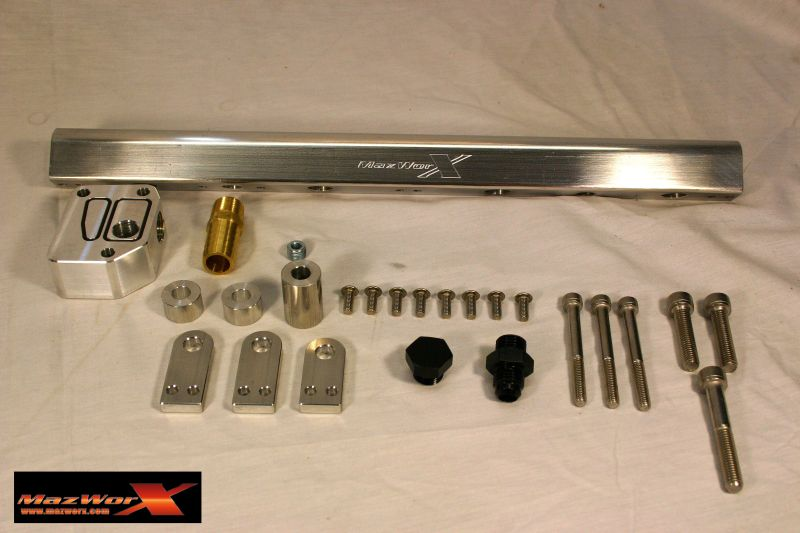 S14/S15 SR20 Fuel Rail Kit