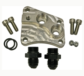 Mazworx SR20DET RWD Oil Block Adapter