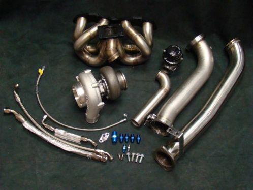Mazworx SR20 Top Mount Turbo Kit