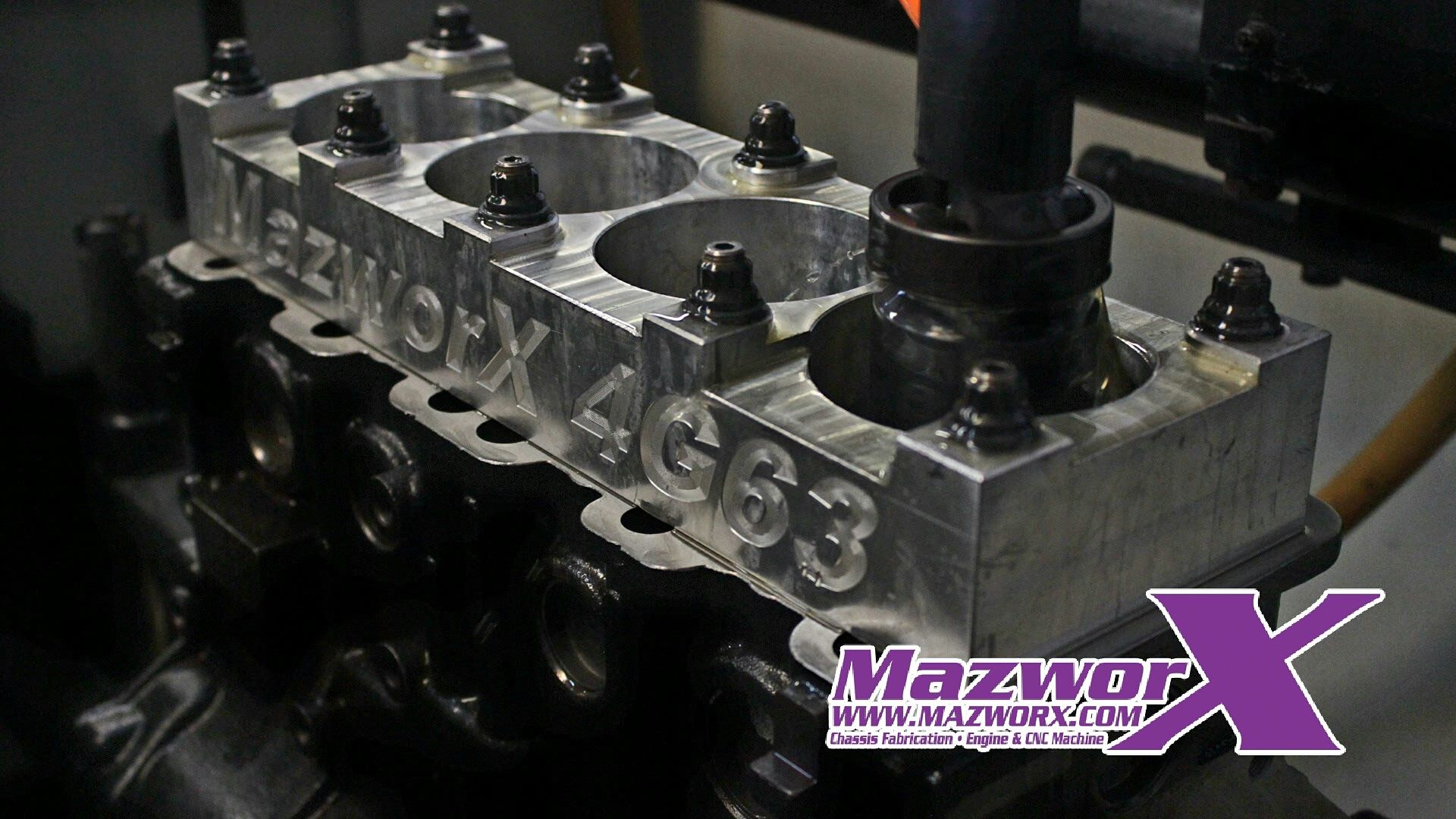 Mitsubishi 4G63 Short Blocks