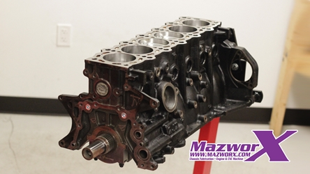 2JZ-GTE Stage 2 Short Block