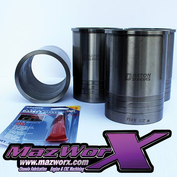 Darton SR20 Dry Sleeves