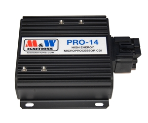 M&W Pro 14 Ignition
