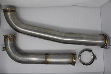 "Mazworx 3"" Downpipe Assembly"