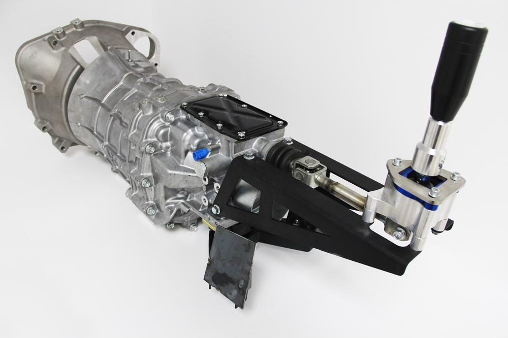 Mazworx - Mazworx FAVQ Transmission Adapter Kit, FRS/BRZ #60150