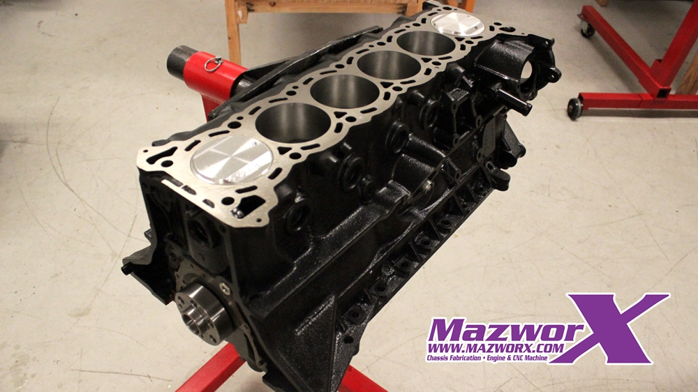 RB26DETT Stage 3 Short Block