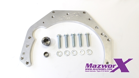 S2K-VQ Adapter plate