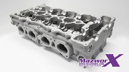 SR20VE Stage 4 Pro Drag Cylinder Head Turbo