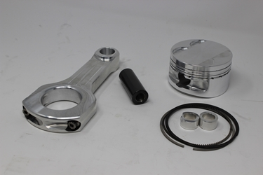 SR20 Pro Drag Pistons and Rods